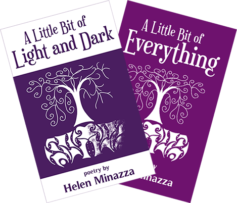 Helen Minazza's book covers